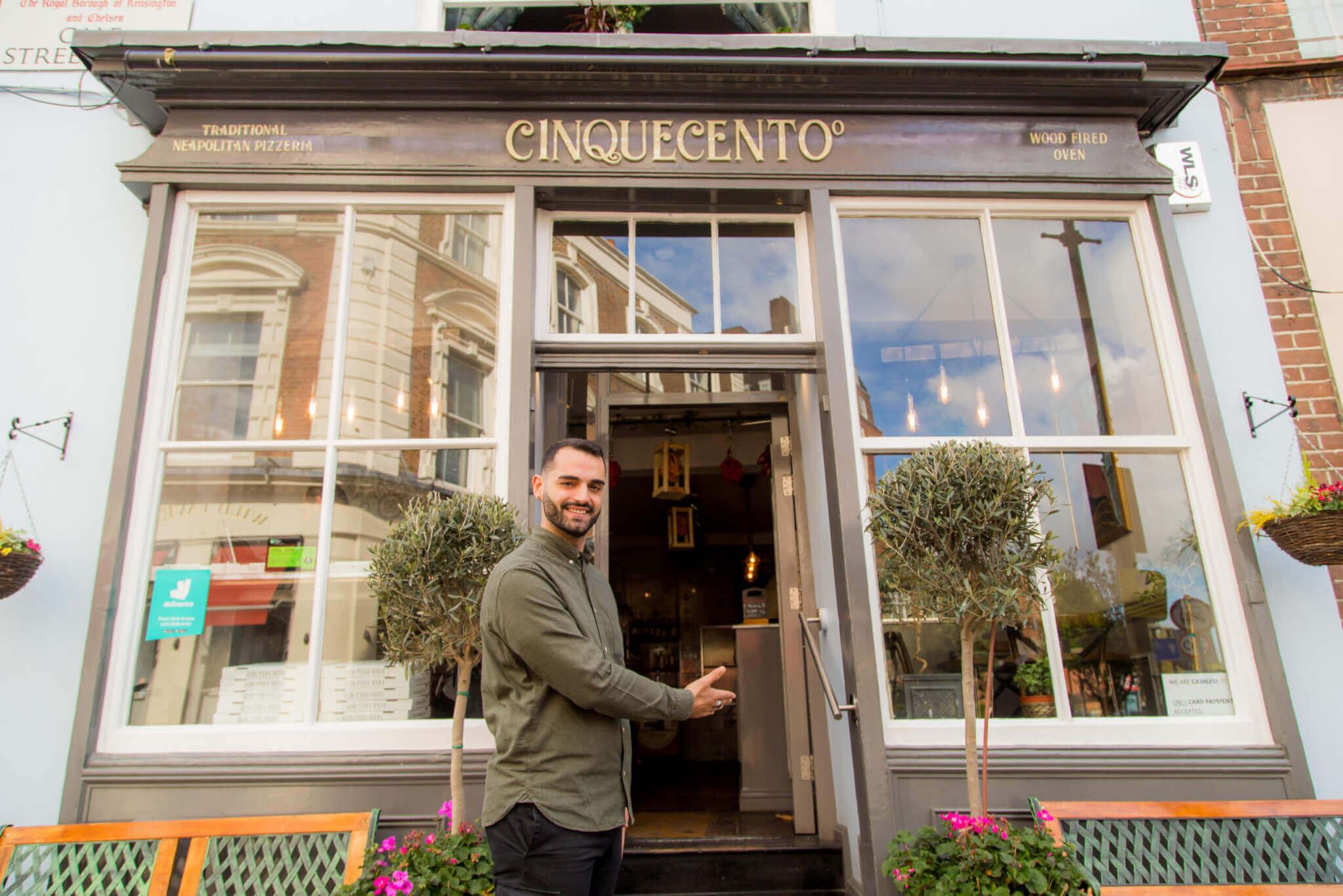 Italian Restaurant Chelsea